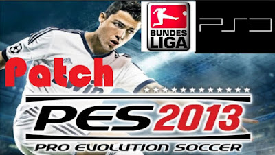 Download Patch UPDATE Season 2015/2016 Untuk ORI, ODE, DAN CFW PES 2013 (BLES) PS3