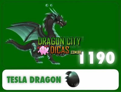 the gallery for gt tesla dragon dragon city