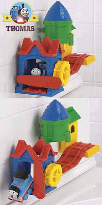 Oceans of cool-pool playtime games Thomas the tank engine bath tracks set for children and toddlers