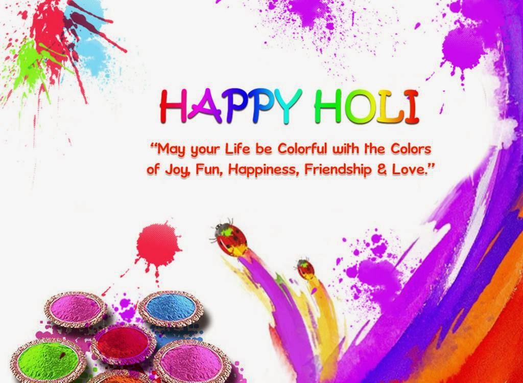 Download New Holi Wallpapers 2014