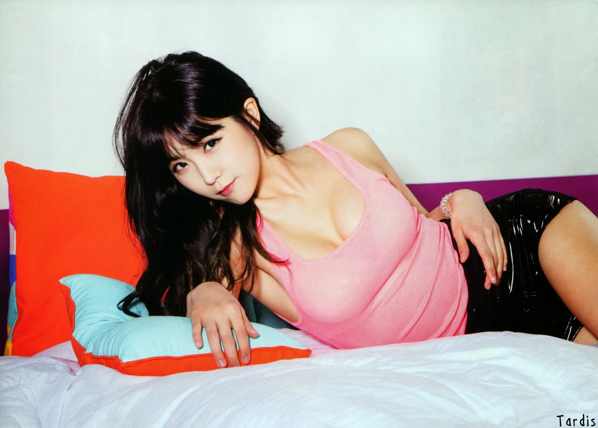 Hyunyoung Maxim Korea 2014