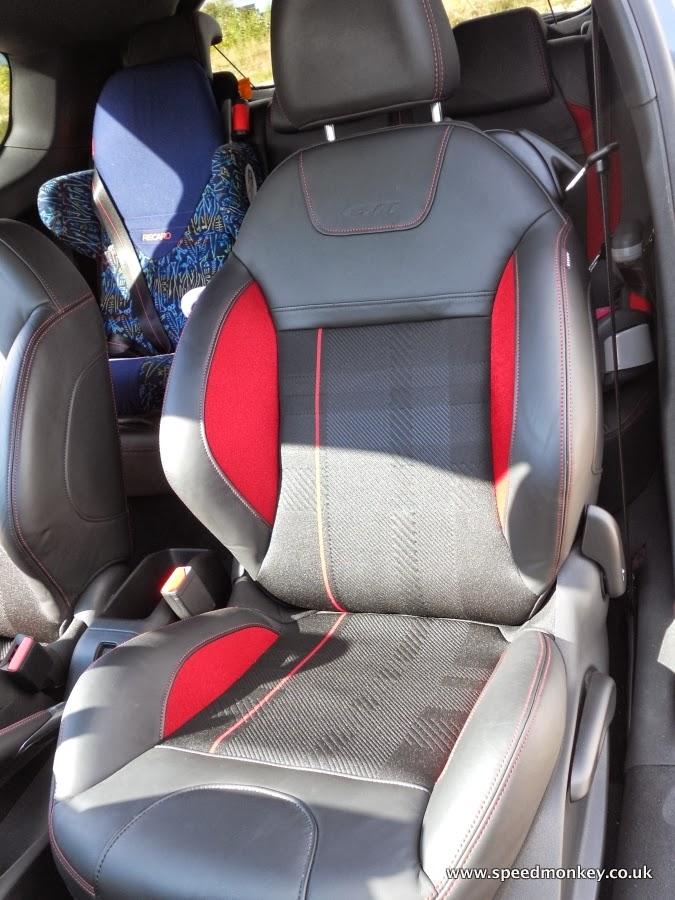 Speedmonkey 2013 Peugeot 208 Gti Review
