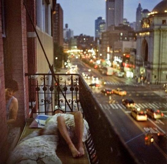 Saksikan Tempat Tinggal Pendatang China di New York
