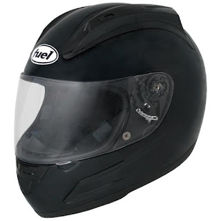 full face helmet light visor
