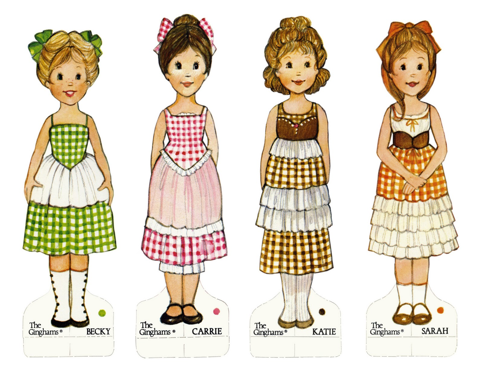 Old Fashioned Dolls Clothes Patterns