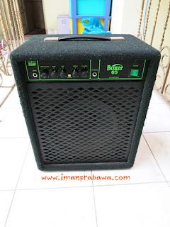 Ampli Bass Trace Elliot Boxer 65