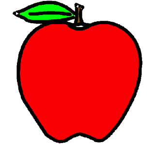 Dibujos de Manzanas