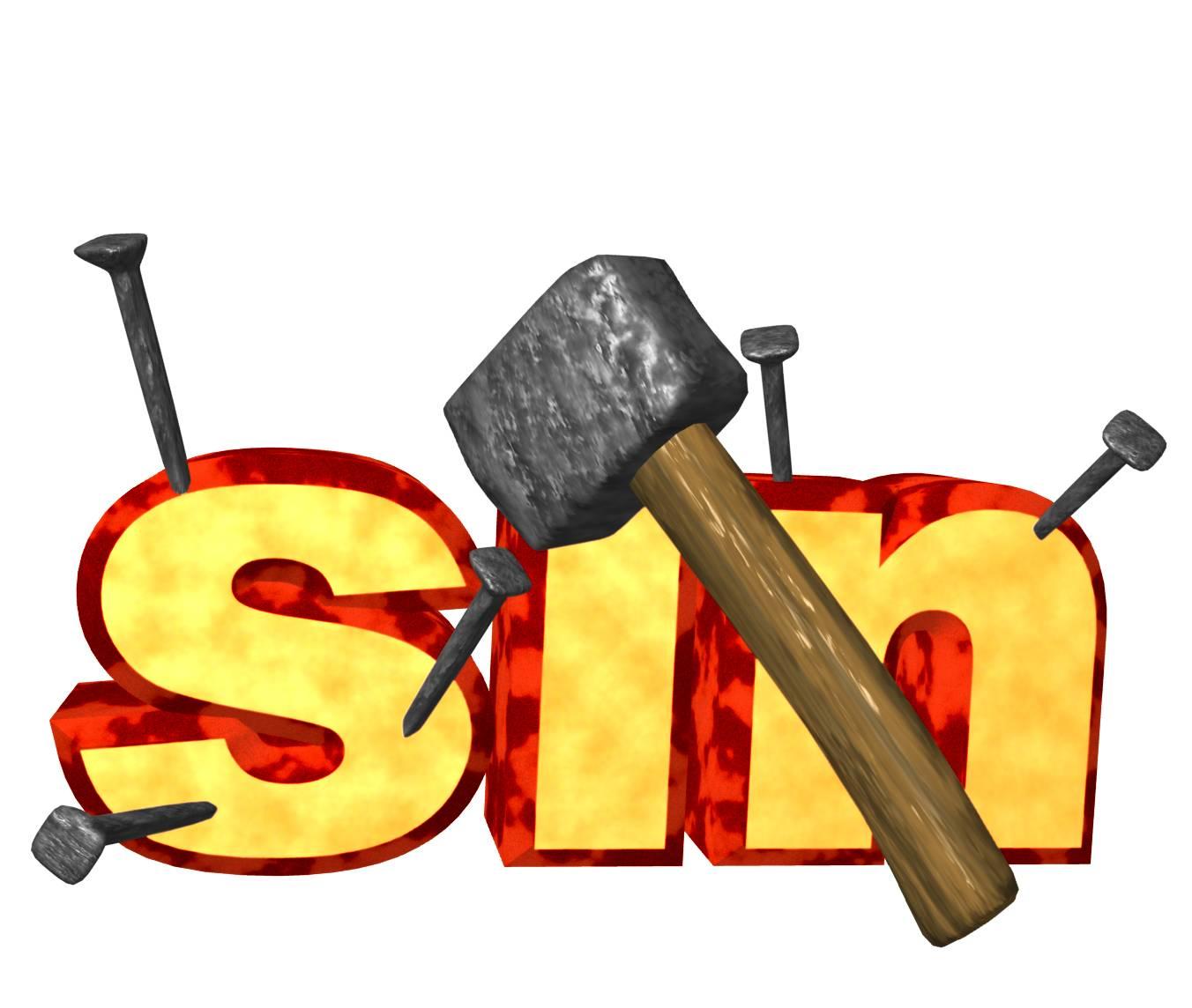 Sin Clip Art
