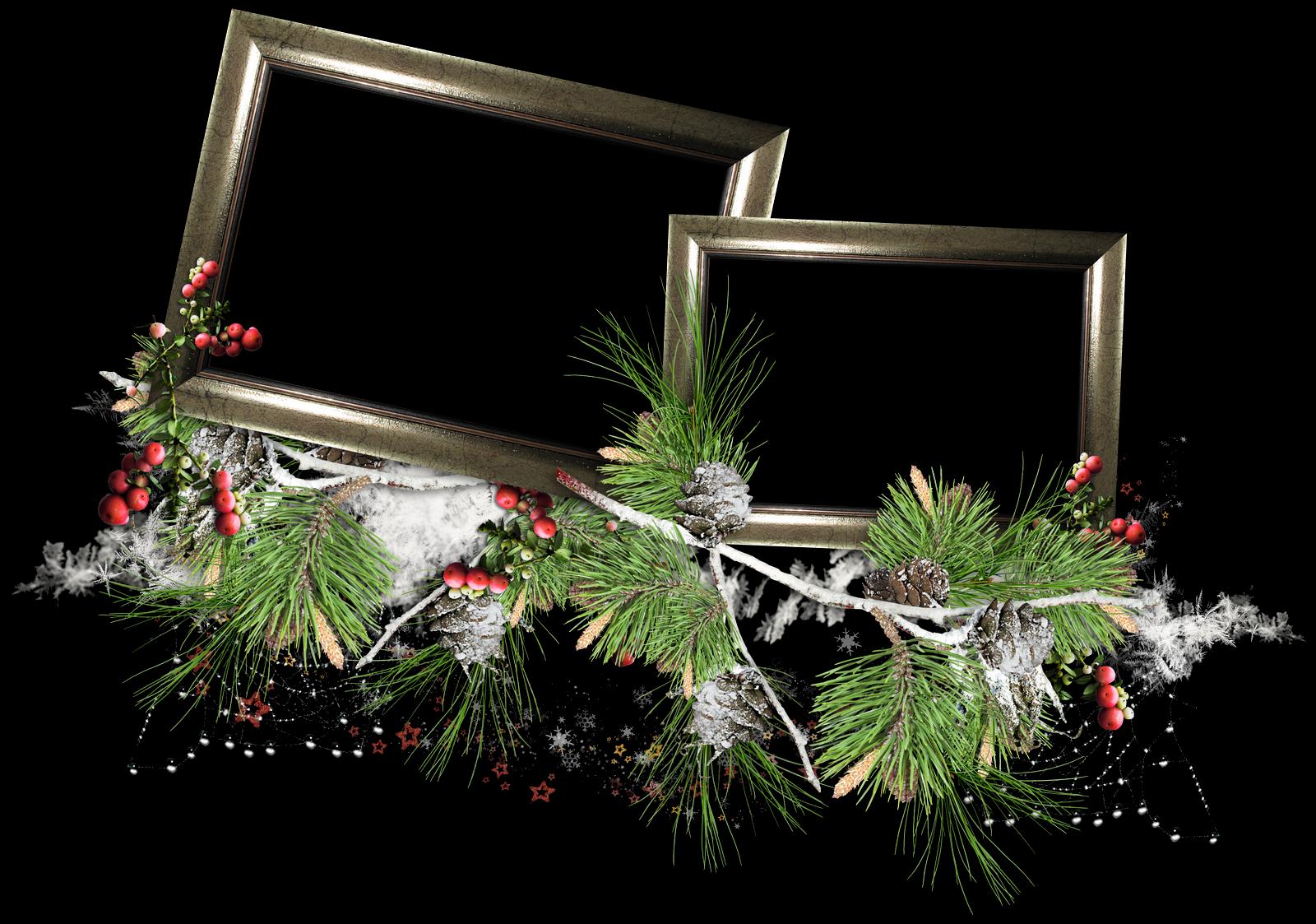 Marcos para fotos de navidad dise os navide os marcos - Marco 4 fotos ...
