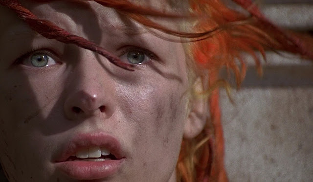 The Fifth Element,Milla Jovovich,5 stars