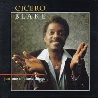 Cicero Blake - Just One Of Those Things