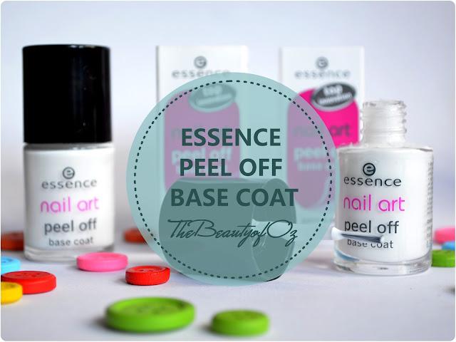 peel off base coat von essence