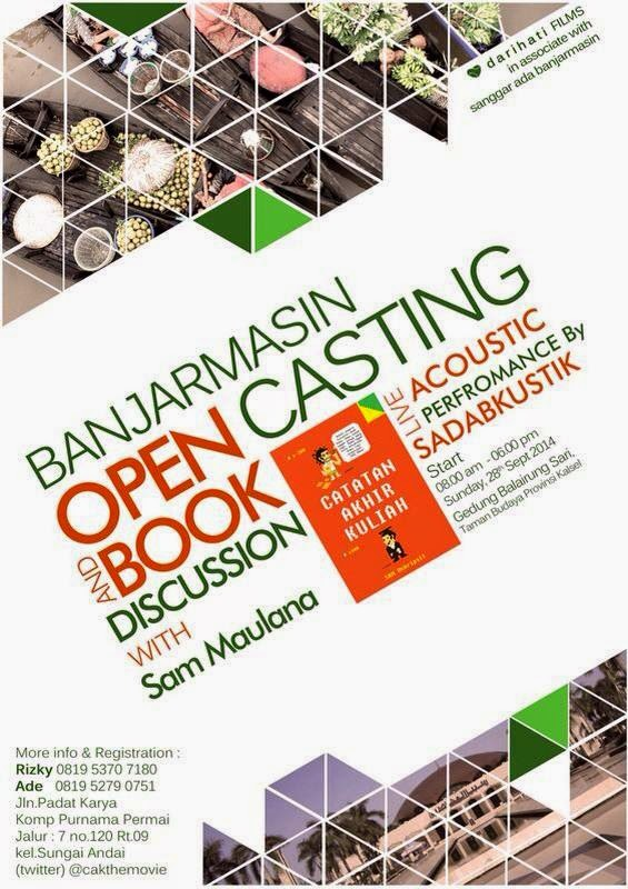 OPEN CASTING