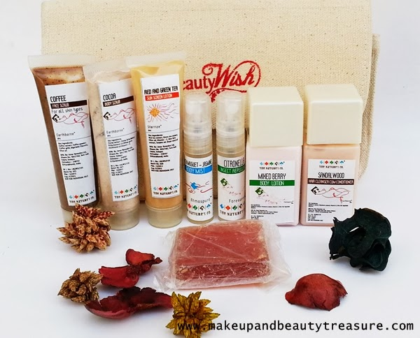 The Nature's Co December Travel Special Box Review