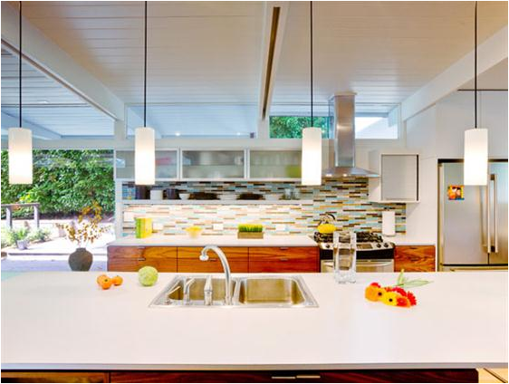 Mid Century Modern Kitchen Design Ideas Part 15