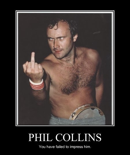 Phil Collins Totally Awesome Do You Re Meme Ber