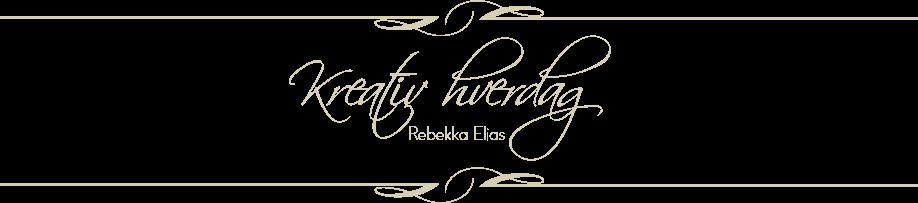Kreativ hverdag - Rebekka Elias