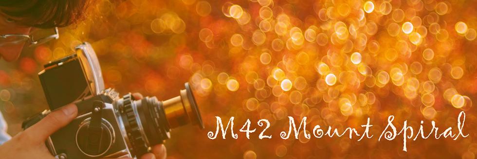 M42 MOUNT SPIRAL