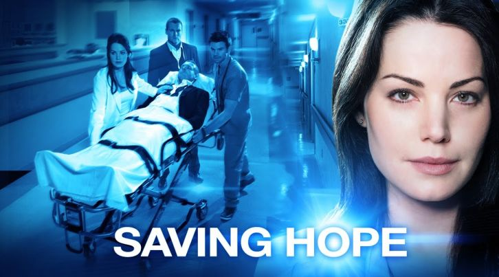 Saving Hope - Renewed for 4th season