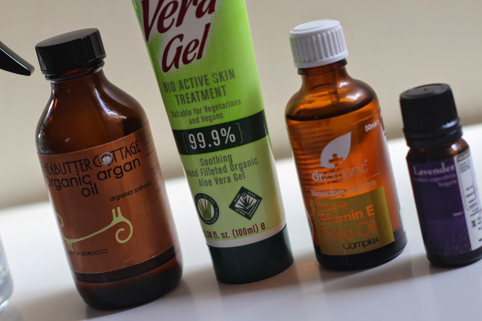 Argan Oil Gel On Natural Hair