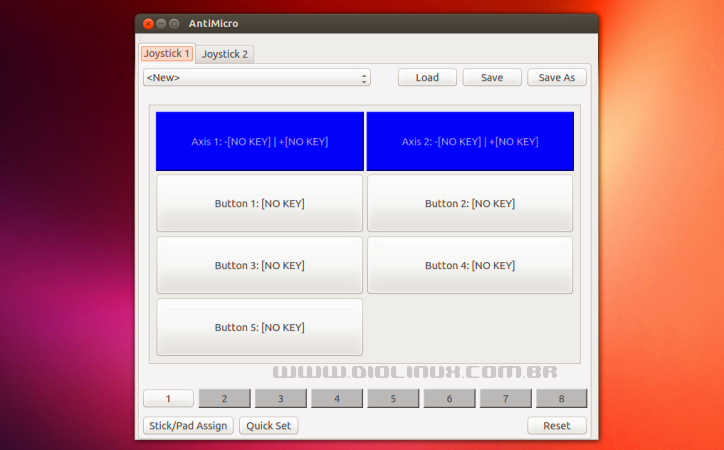 Anti Micro - configure o seu joystick no Ubuntu