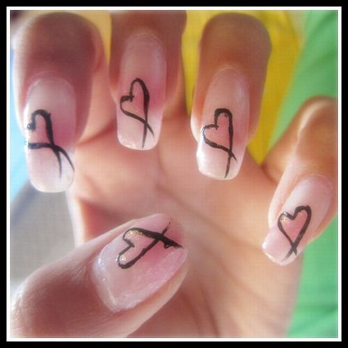 Easy nail art designs ideas - Easy nail design ideas to do at home ...