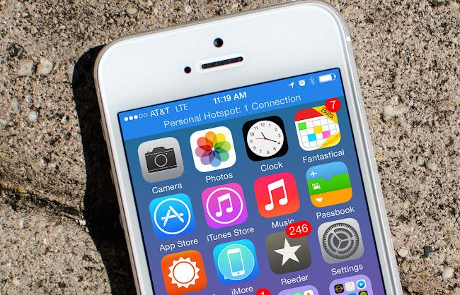 Activate Hotspot iPhone