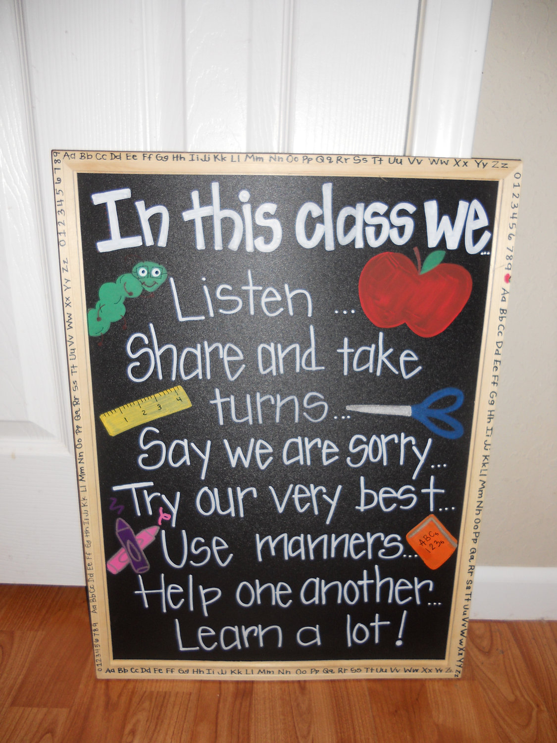Classroom Rules Ideas ~ The very busy classroom friday favorites must do ideas