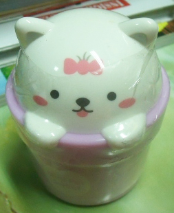 mini pet hand cream from the face shop
