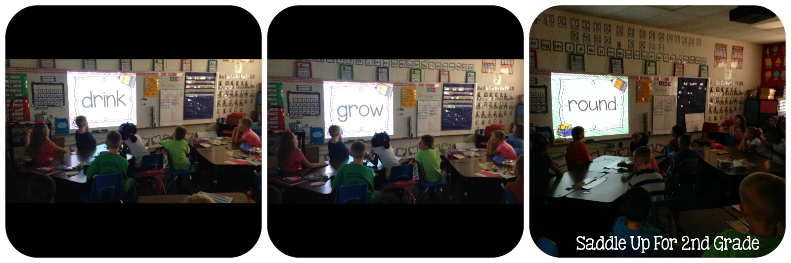Sight Word PowerPoint by Saddle Up For 2nd Grade