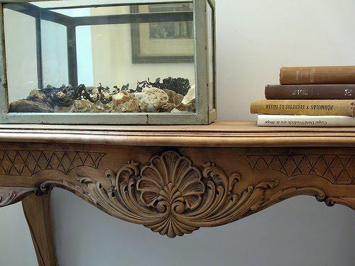 El oficio cursos de restauracion de muebles y antiguedades for Cursos de restauracion de muebles en madrid