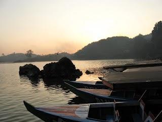 Perahu Situ Patenggang Bandung