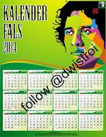 Kalender Iwan Fals 2014 Gratis