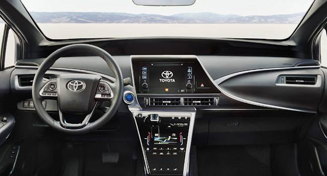 2017 Toyota Mirai Range