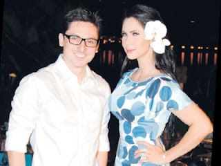 Zain Saidin dan Rozita Che Wan