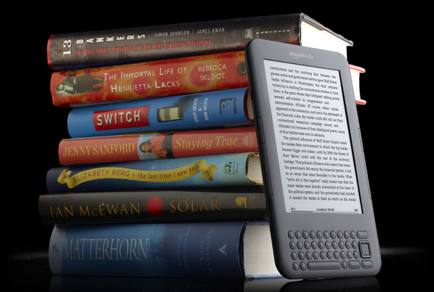 Ereader Vs. Book
