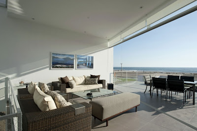 Luxury beach home, Las Palmeras, Lima, Peru