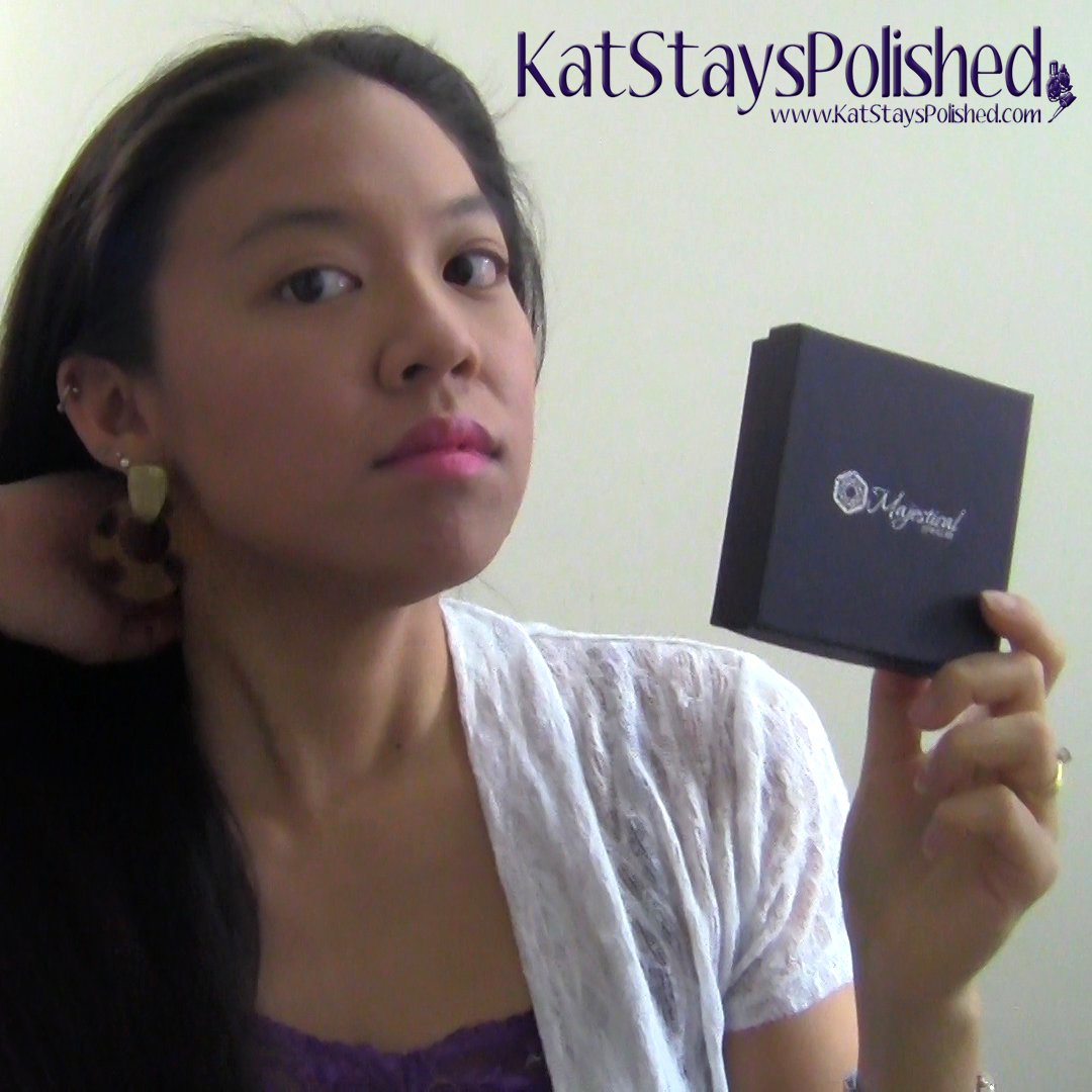 Majestical Jewelry - Tortoise Shell Earrings | Kat Stays Polished