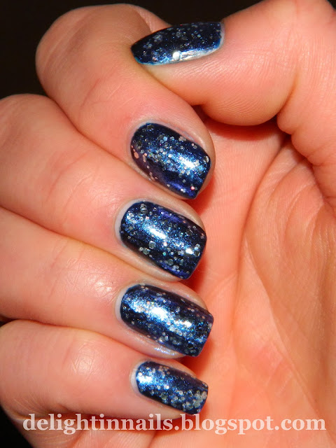Nails Inc Galaxy
