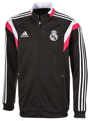 Jual+Jaket+Training+Real+Madrid+Hitam+List+Pink+2015+Official