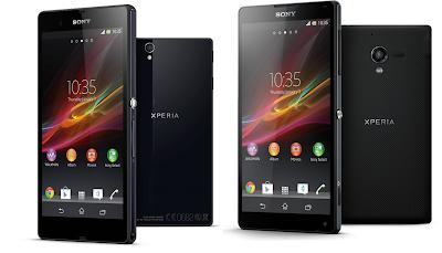 Sony Xperia Z & Sony Xperia ZL