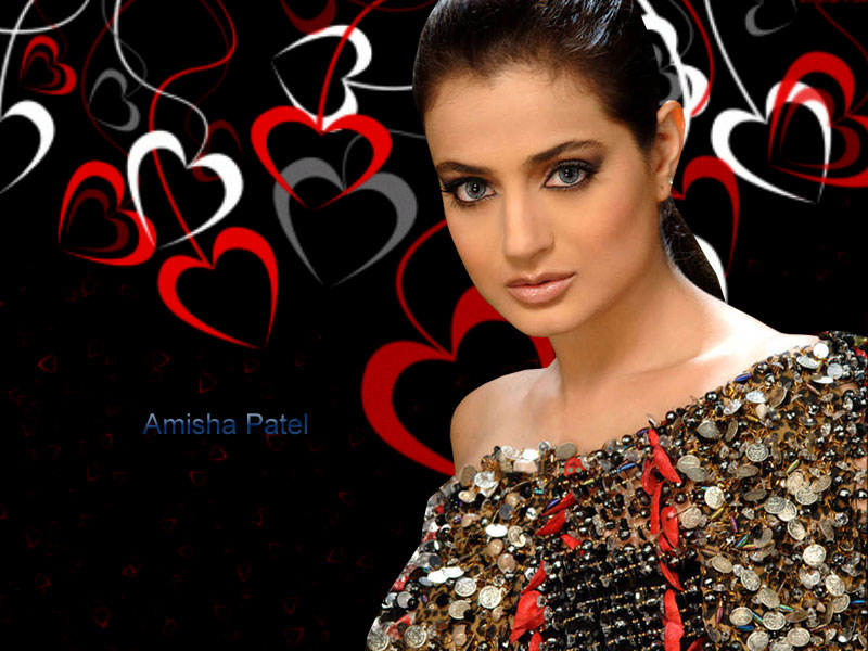 Amisha Patel Wallpapers 2012