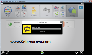 how to download kakaotalk on laptop