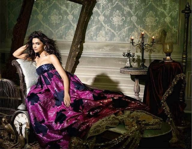 Deepika Padukone in Vogue India Magazine 5