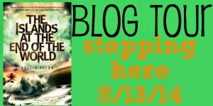 The Islands At The End Of The World Blog Tour