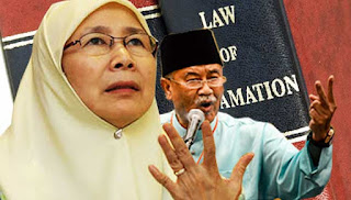Ketua UMNO Kepong dituntut mohon maaf atau disaman