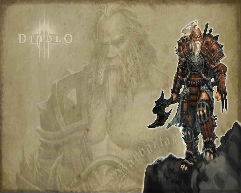 Diablo HD & Widescreen Wallpaper 0.129526974457287