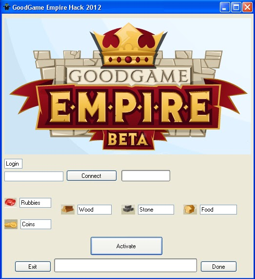 Goodgame Empire Hack 2014 Version.new