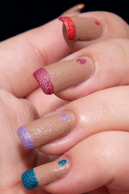 Nails Inc Soho Mews Leather Effect