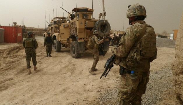Taliban Tolak Dialog Damai Selama Pasukan AS Masih di Afghanistan